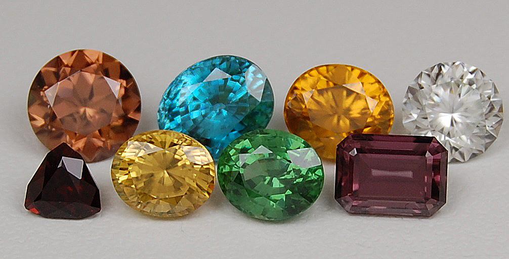 Image result for zircon gemstone pictures